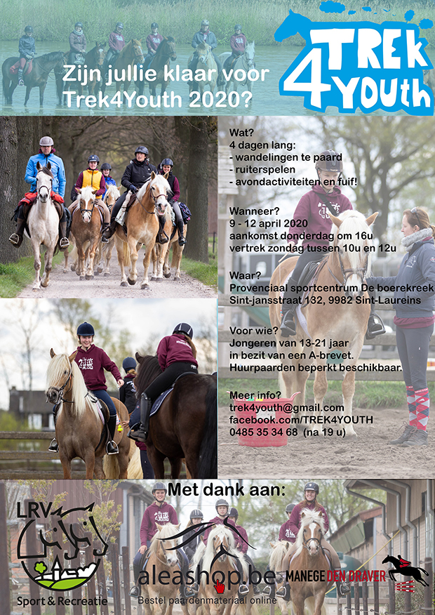 Flyer TREK4YOUth 2020