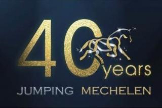 Jumping Mechelen 40 years